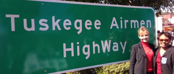 Tuskegee Airement Highway