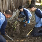 Landscaping For Veterans Home