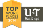 2014 Union-Tribune Top Work Places